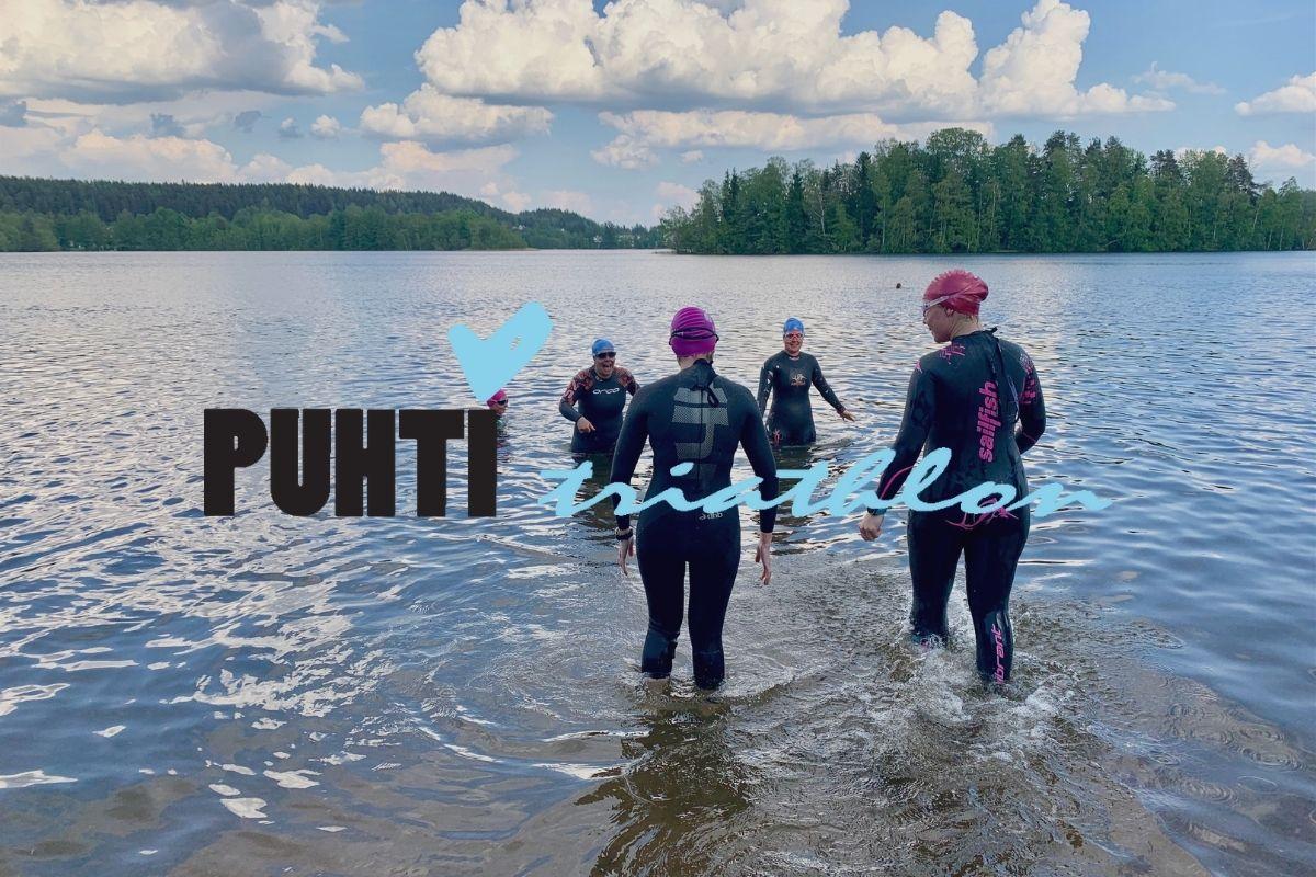 PUHTI triathlon Pirkkala